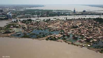 بعد أن شرّد آلاف السودانيين.. مناسيب النيل تواصل الانخفاض