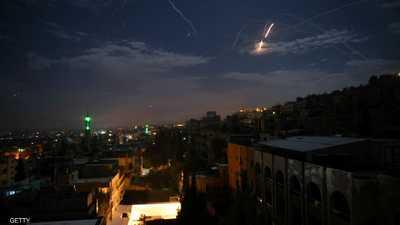 """سوريا.. الجيش يتصدى لـ""""عدوان إسرائيلي"""" في محيط حلب"""