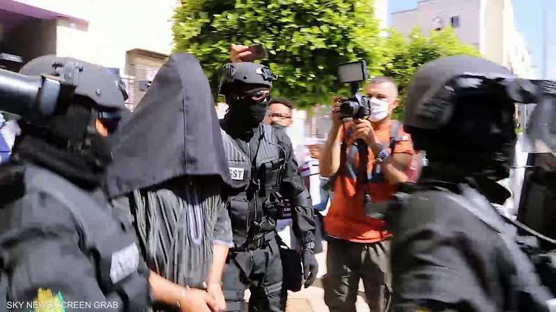 اعتقال 5 من داعش كانوا يستعدون لعمليات إرهابية