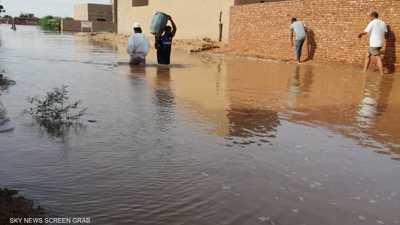 السودان.. آلاف الأسر بولاية نهر النيل يعيشون أوضاعا مأساوية