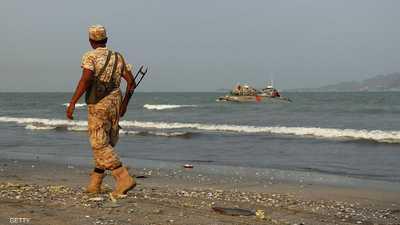 التحالف العربي: سفينة تجارية تعرضت لأضرار طفيفة بهجوم إرهابي