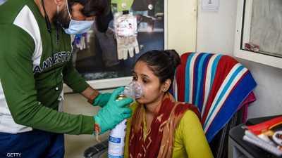 رغم معدل التعافي العالي.. إصابات كورونا بالهند في ارتفاع