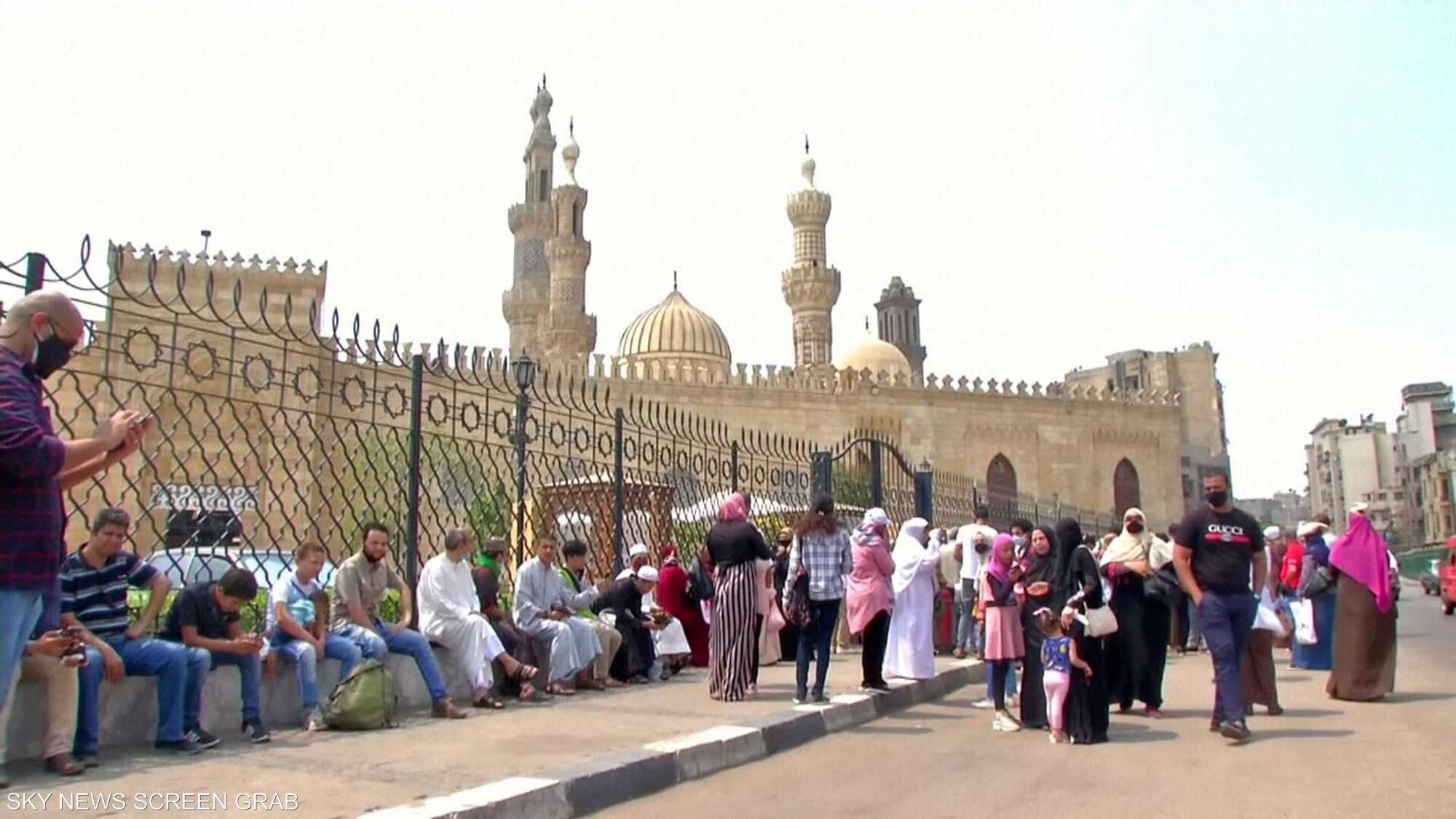 الأوقاف المصرية توضح علاقة قانون التصالح بالمساجد المخالفة