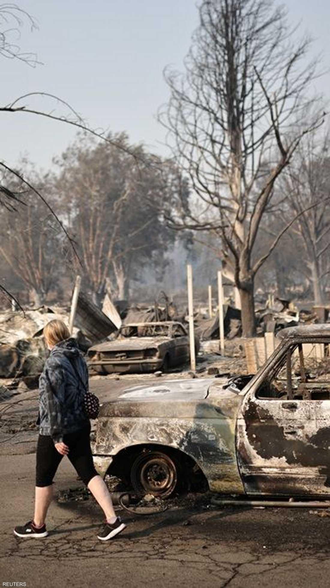 السلطات طلبت من مئات الآلاف من السكان النزوح من بلداتهم
