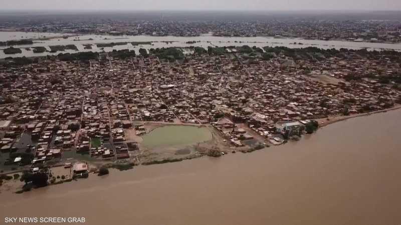 السودان.. لجنة الفيضانات تدعو المواطنين للحذر والحيطة