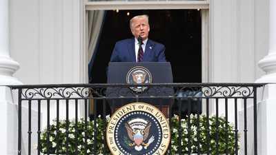 ترامب في حفل السلام: نحن هنا من أجل تغيير مجرى التاريخ