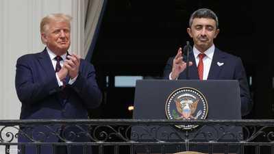 عبد الله بن زايد: ثمار معاهدة السلام ستنعكس على كل المنطقة