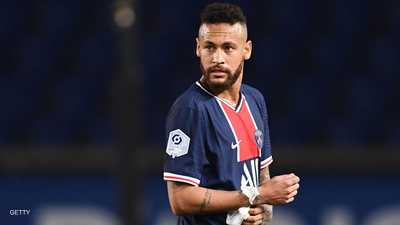 """بعد """"التصرف الأحمق"""".. رابطة الدوري الفرنسي تعلن عقوبة نيمار"""