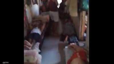 بعد فيديوهات مخيفة.. كشف عدد حالات كورونا في أكبر سجن لبناني