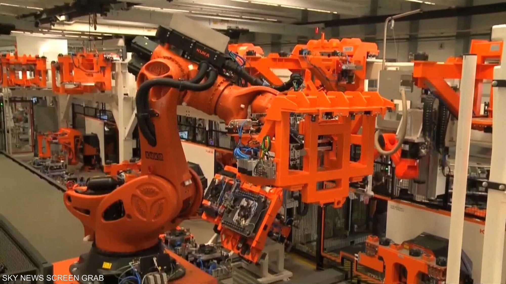 الروبوتات والأتمتة توفر فرصا للتخلص من المهام الشاقة
