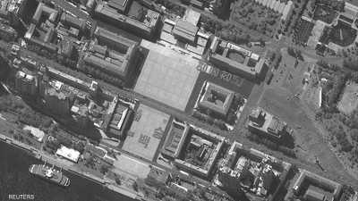 """صور فضائية تكشف """"مفاجأة"""" كوريا الشمالية العسكرية"""