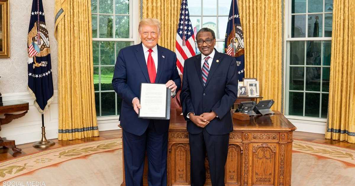 السودان cover image