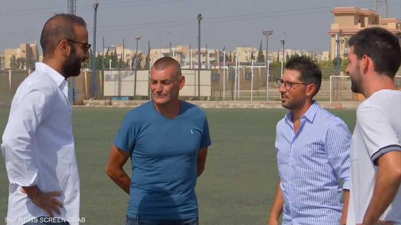زيادة أعداد المدربين الأجانب تثير التساؤلات في مصر