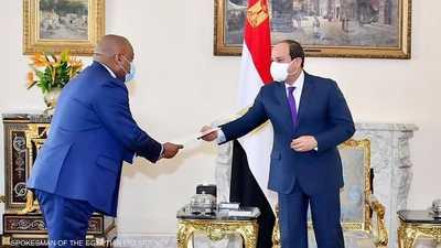 دولة أفريقية تدعم مصر في ملف سد النهضة
