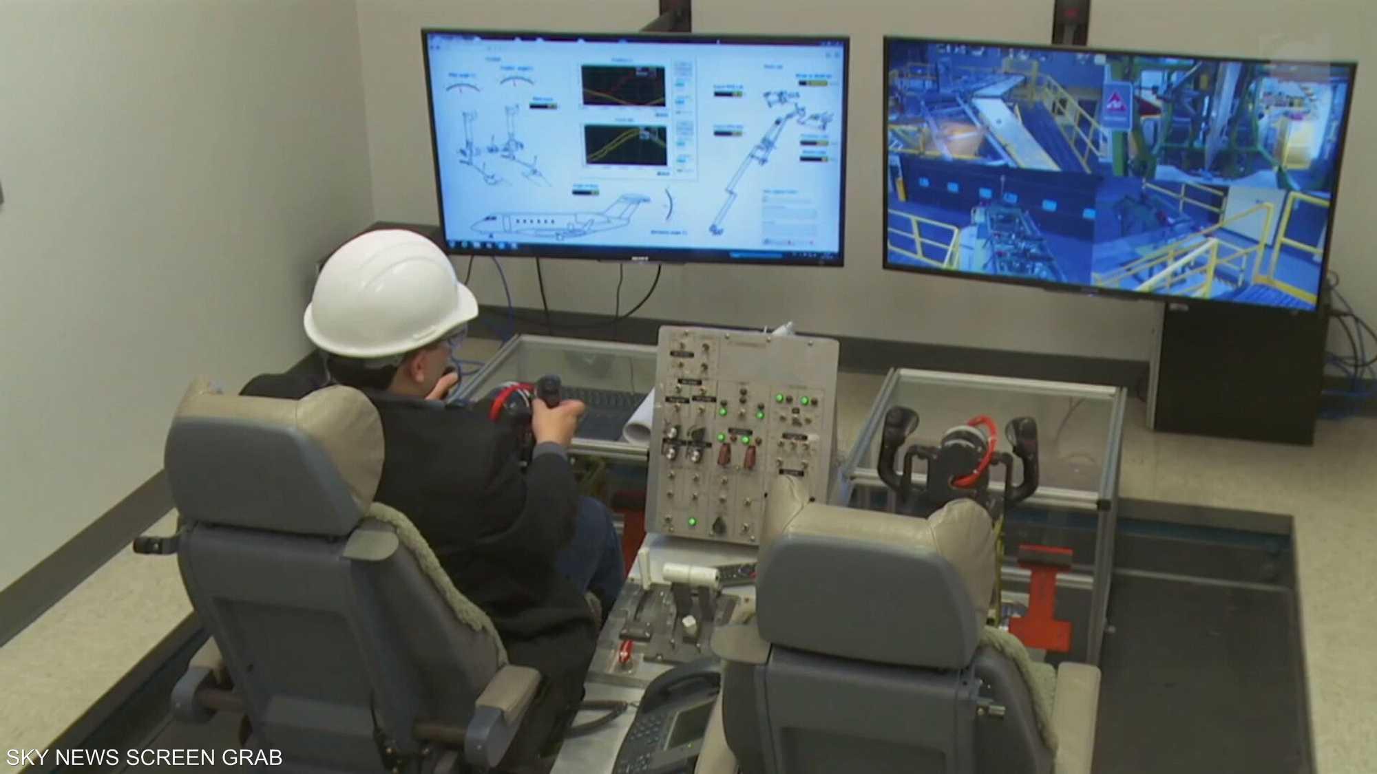 دراسة هندسة الطيران تضم تصميم أجزاء الطائرة وجمعها
