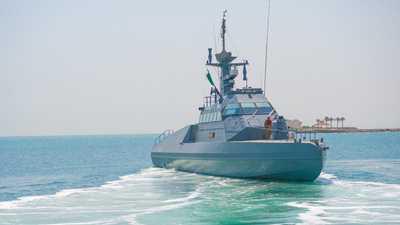 البحرية السعودية تتسلم زوراق اعتراض سريعة فرنسية الصنع
