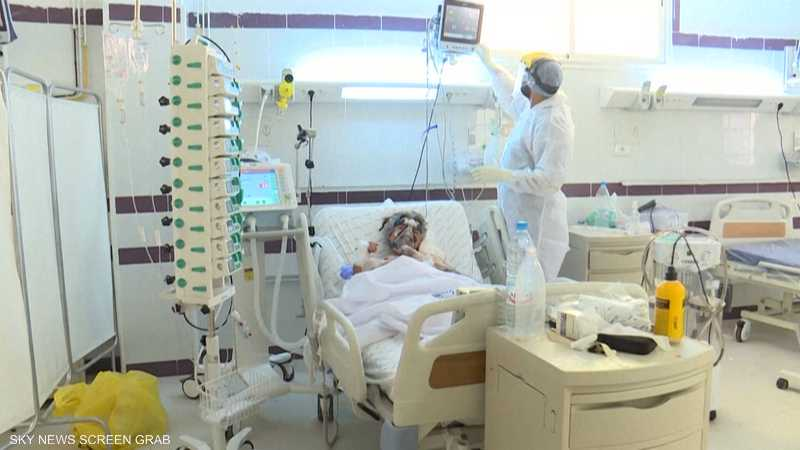 تونس تسجل أعلى عدد إصابات بكورونا