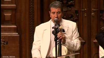 """وفاة الفنان الجزائري شيخ """"أغنية المالوف"""" حمدي بناني بكورونا"""