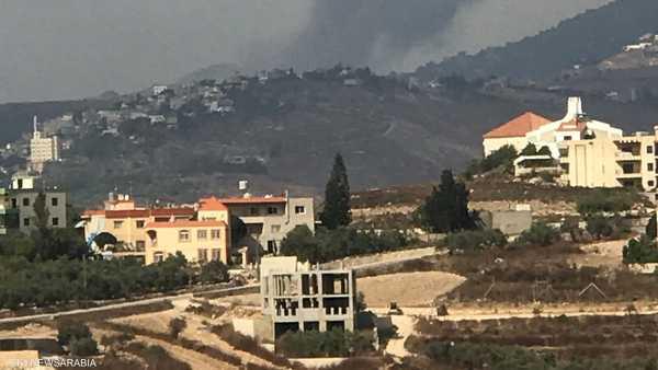 انفجار يهز عين قانا جنوب لبنان