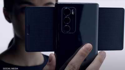 """""""وينغ"""".. هاتف """"إل جي"""" الجديد """"ثنائي الشاشة"""""""