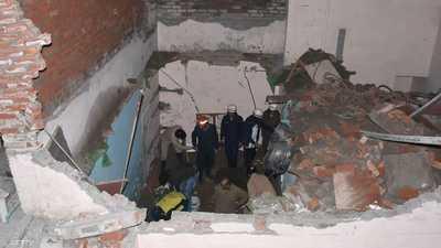 الهند.. مقتل 35 شخصا بانهيار مبنى واستمرار جهود الإنقاذ