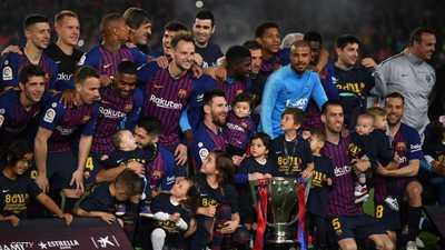 """16.. رقم يعكس """"فشل برشلونة"""" في عامين"""