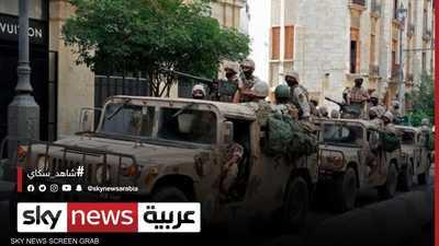 الأمن اللبناني يقتل عناصر الخلية الإرهابية شمالي البلاد
