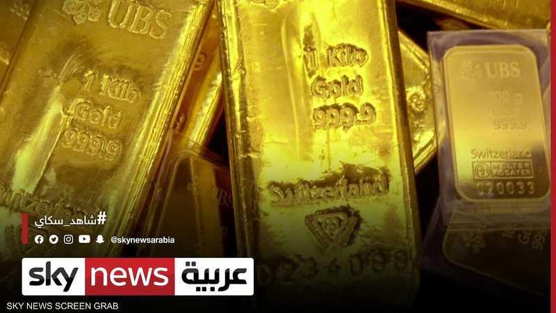 190 ألف طن حجم الذهب المكتشف في العالم