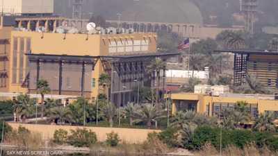 مصادر: واشنطن تعتزم غلق سفارتها في بغداد