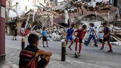 ربع أطفال بيروت دون تعليم.. والسبب انفجار المرفأ