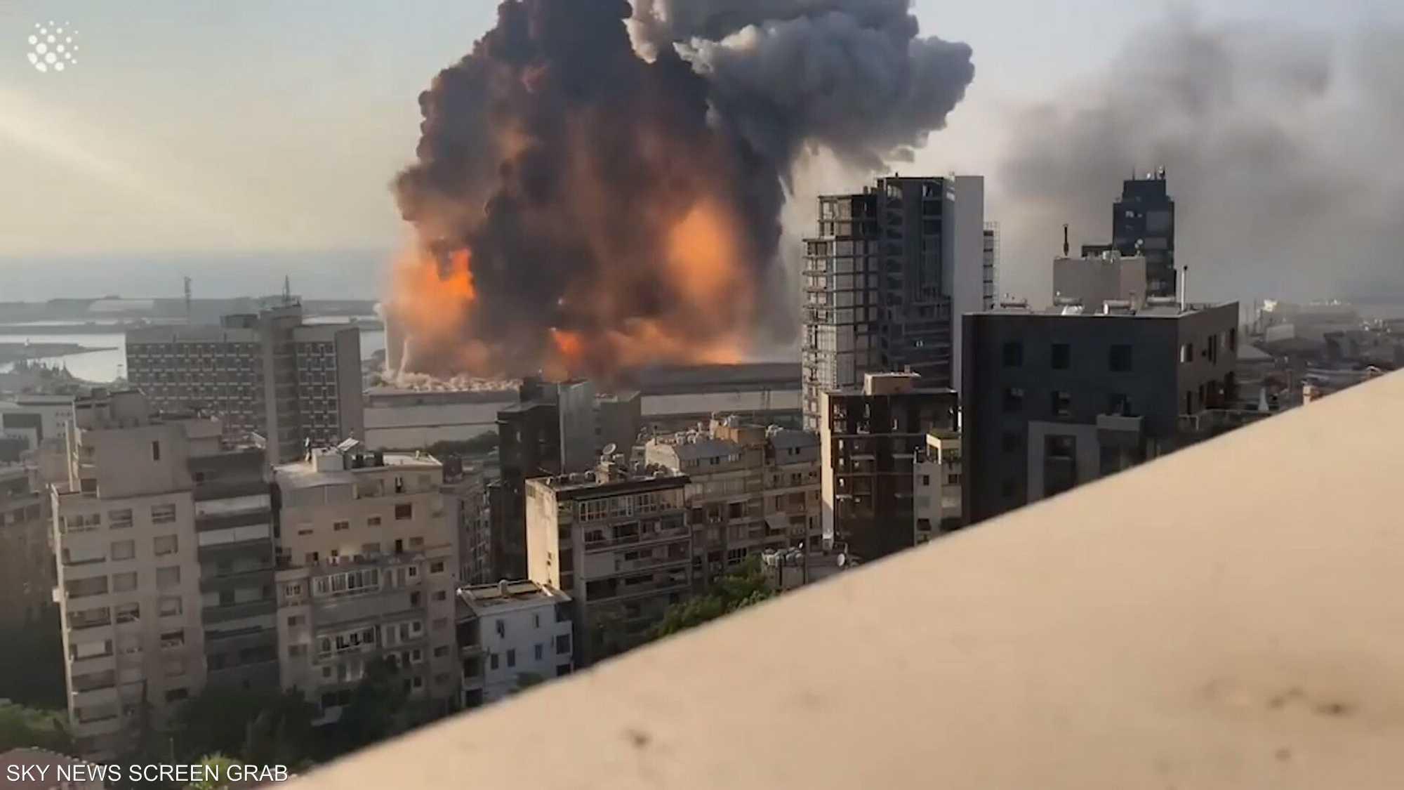 """تسلق لبيروت"""".. مبادرة لدعم متضرري انفجار المرفأ"""