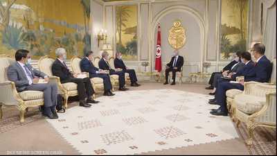 تونس والجزائر تؤكدان موقفهما من الأزمة الليبية