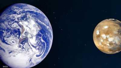الأرض والمريخ.. هل توجد حياة على الكوكب الأحمر؟