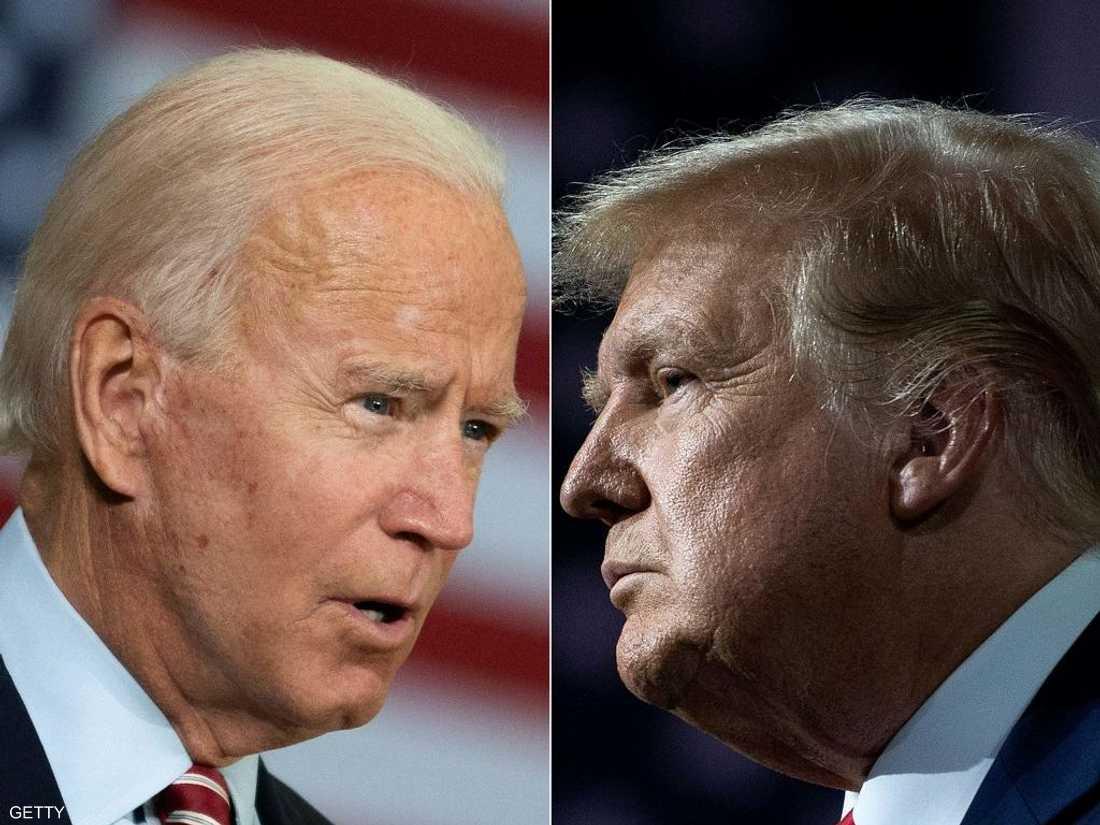 ترامب وبايدن.. من يفوز في السباق للبيت الأبيض؟