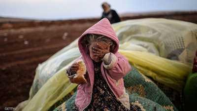 """سوريا.. أكثر من نصف الأطفال """"لم يعرفوا طعم الفاكهة منذ أشهر"""""""