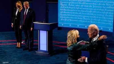 ترامب وبايدن.. دعم نسائي قبل انطلاق المناظرة