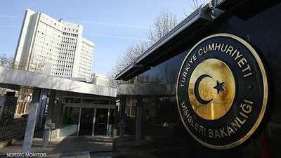 """سفارات تركيا.. أذرع أردوغان للتجسس على """"معارضي الخارج"""""""