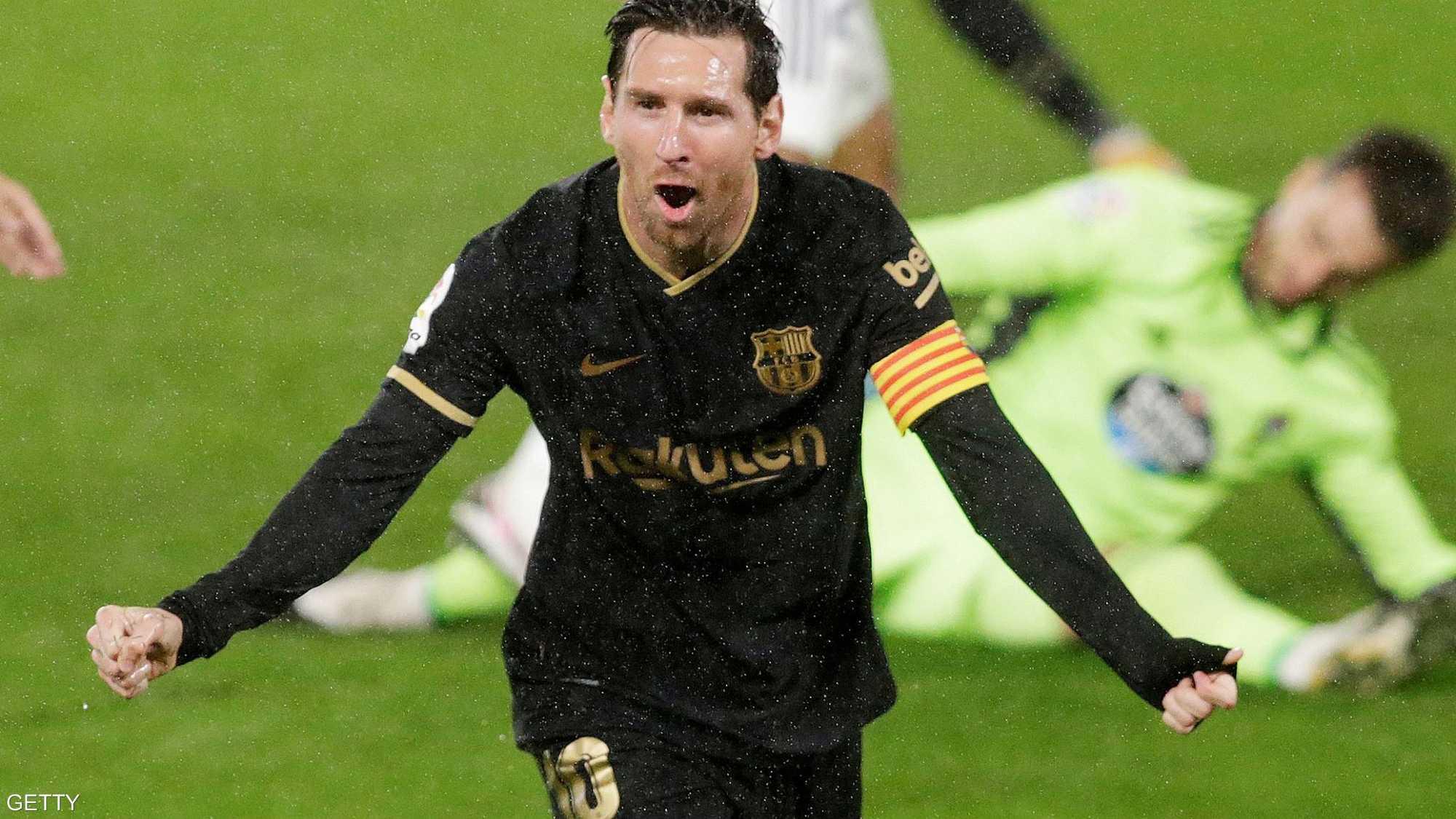 برشلونة يحقق فوزا كبيرا فيغو