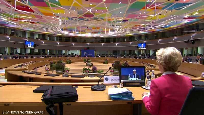 بيان أوروبي: وقف عداونية تركيا شرط لتحسين العلاقة