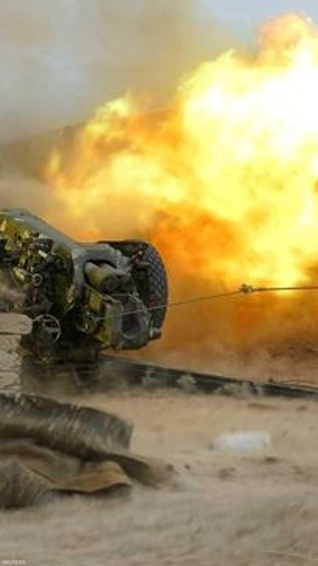 احتدام المعارك في ناغورني كاراباخ