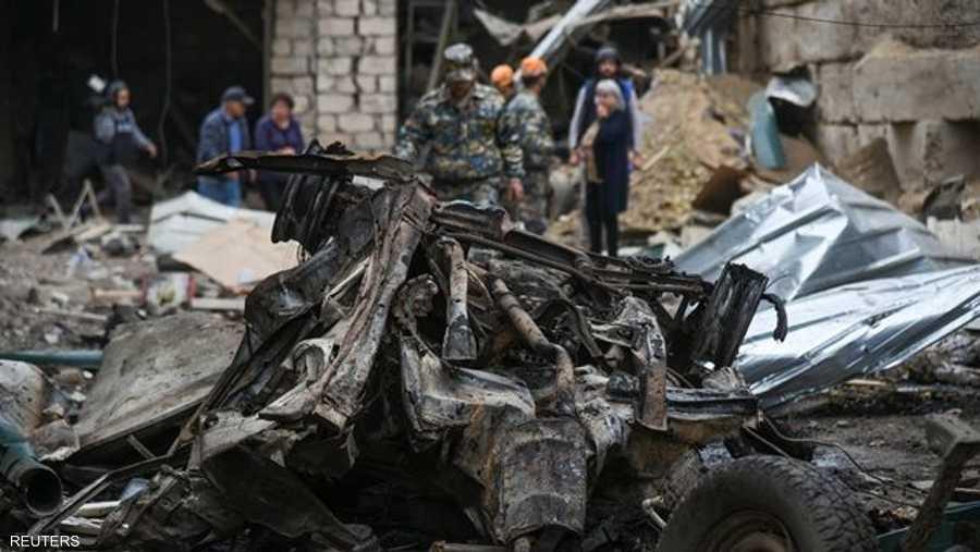 ارتفعت أعداد القتلى بين الجنود في ناغورني كاراباخ إلى 280 قتيلا منذ اندلاع القتال مع القوات الأذربيجانية في 27 سبتمبر.