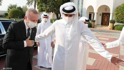 المعارضة التركية: أردوغان يهرع إلى قطر كلما انهارت الليرة