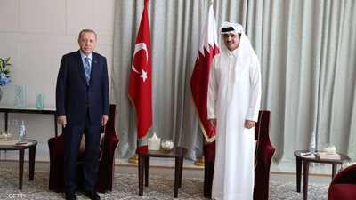 التغطية المالية القطرية لمليشيات تركيا