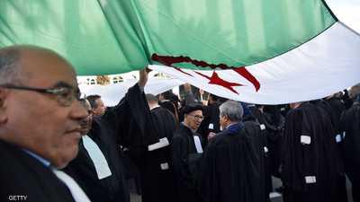 أرشيفية لاحتجاجات شعبية خلال الحراك الجزائري