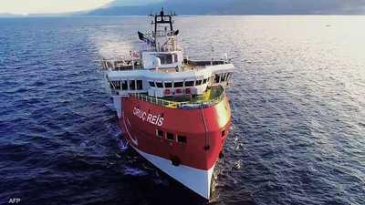 اليونان تعلّق على إعادة تركيا سفينة تنقيب لشرق المتوسط