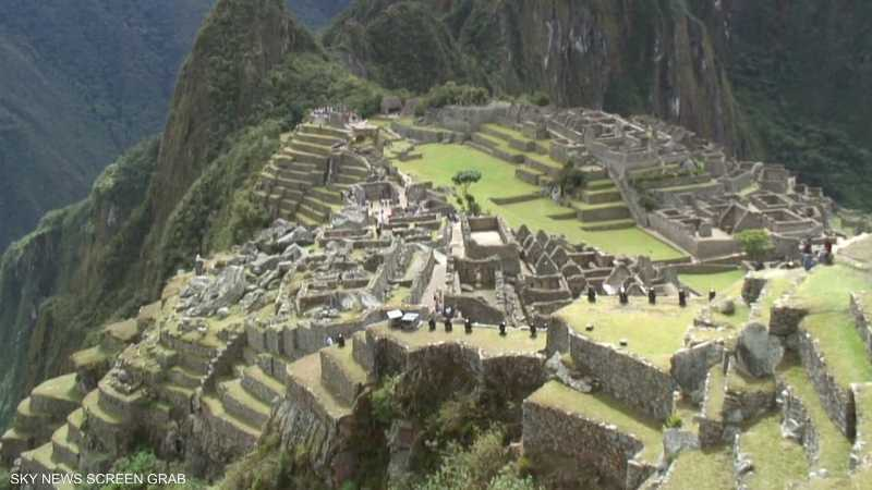 موقع ماتشو بيتشو في البيرو يفتح مجددا لزائر واحد