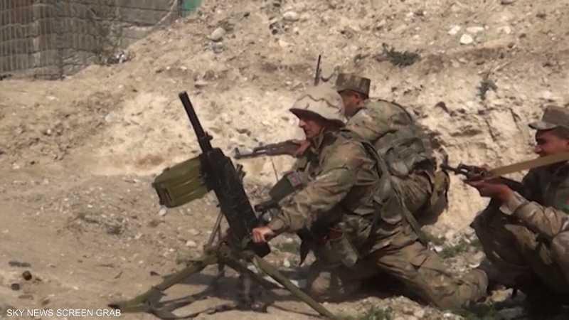 سقوط 49 عسكريا في إقليم ناغورني كاراباخ