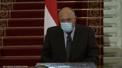 شكري يؤكد رفض مصر لسياسة التوسع وخلق التوتر في المتوسط