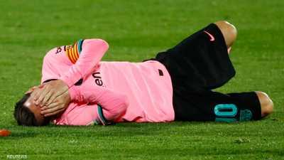على خطى ريال مدريد.. برشلونة يغرق أمام خيتافي