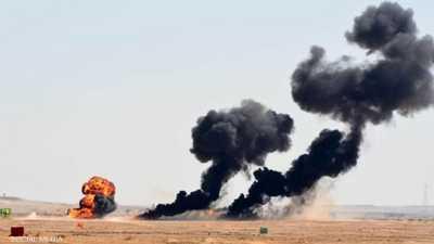 """مناورات الجيش المصري.. """"ردع-2020"""" تدخل مرحلة الذخيرة الحية"""